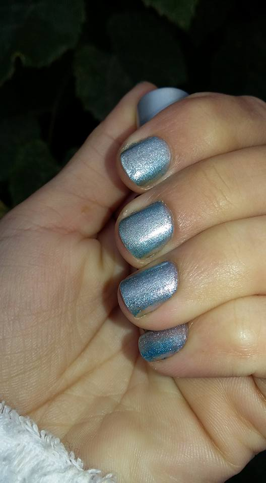 October's Nails Challenge – Duochrome