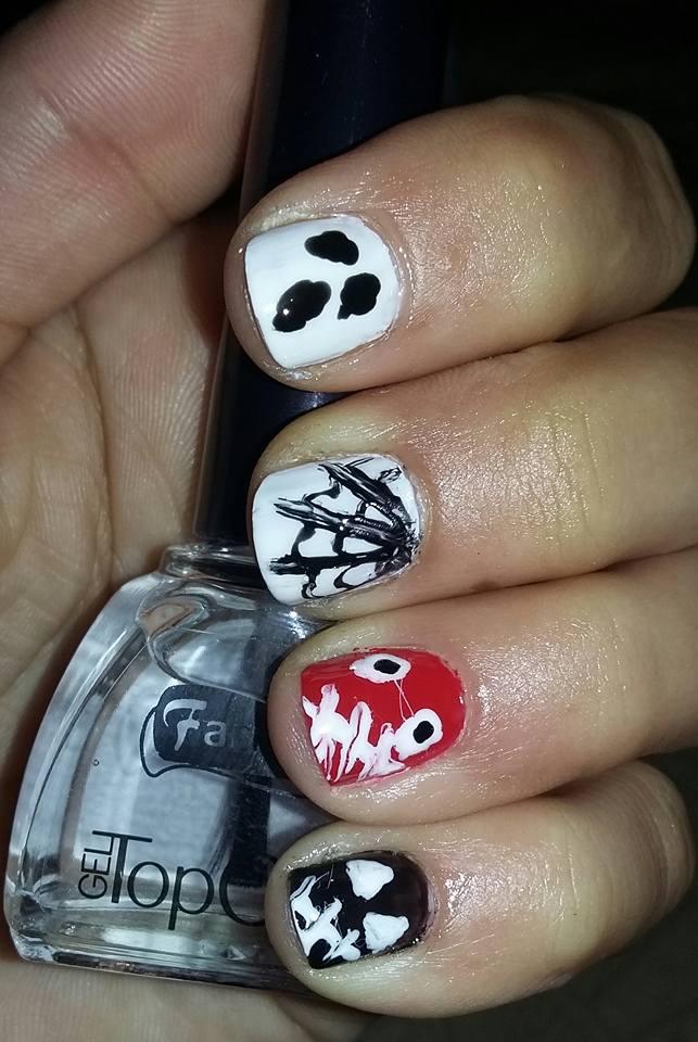 October's Nails Challenge – Halloween