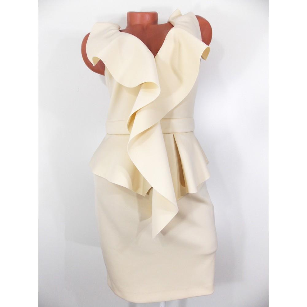 O rochie si un palton cumparate de la VestityOutlet