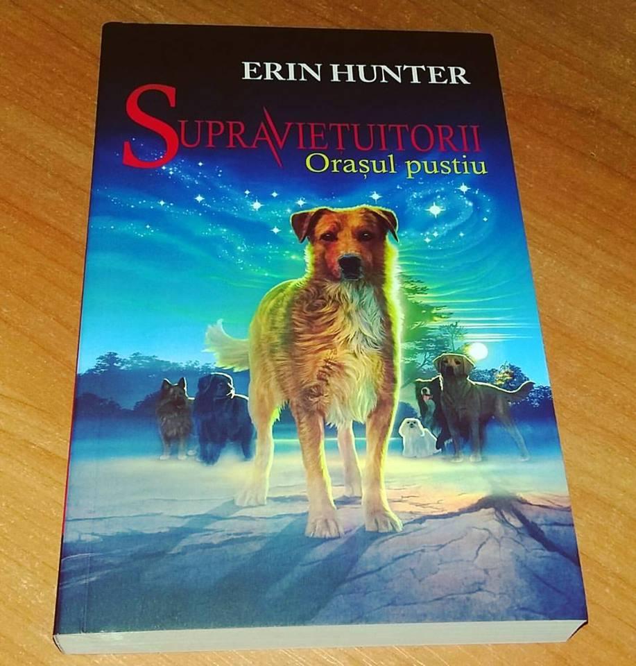 Supravietuitorii – Orasul parasit, Erin Hunter
