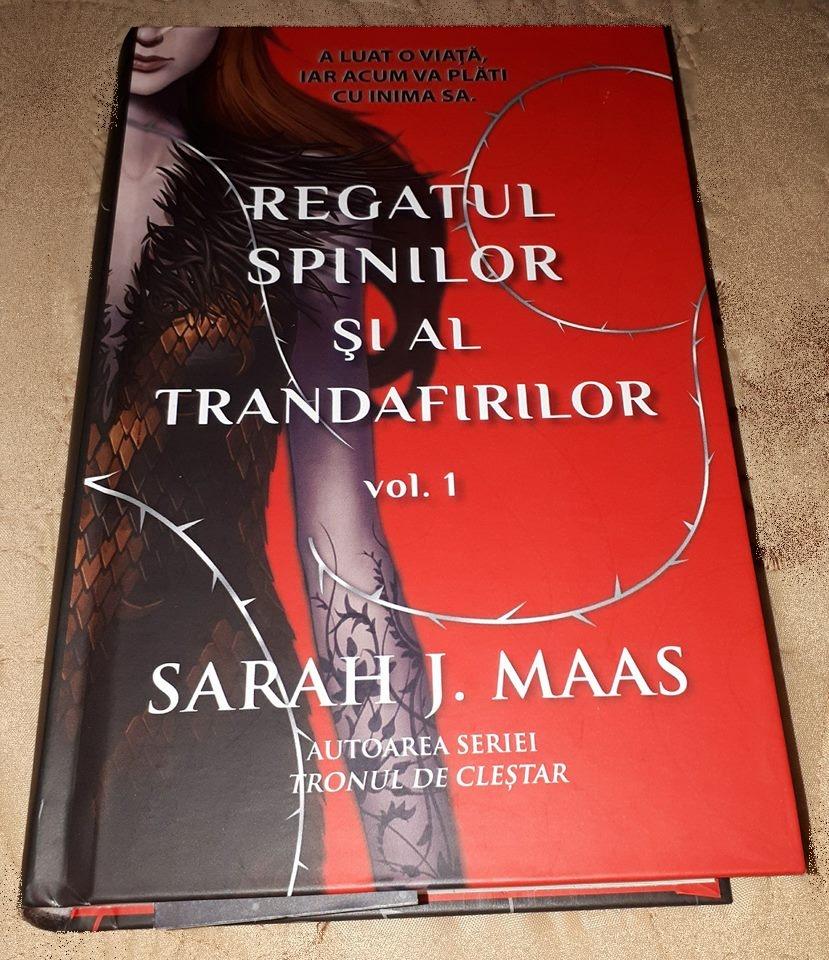 Regatul spinilor și al trandafirilor, vol. 1- Sarah J. Maas