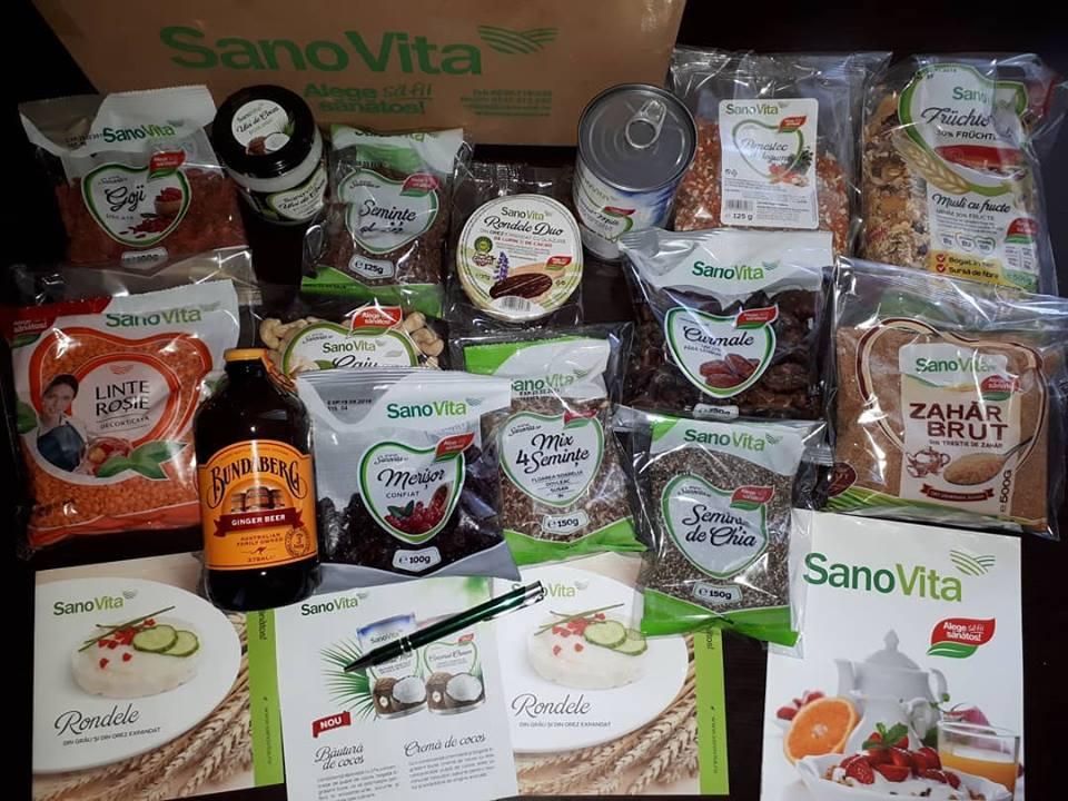 Alege un stil de viață sănătos! Alege Sano Vita!