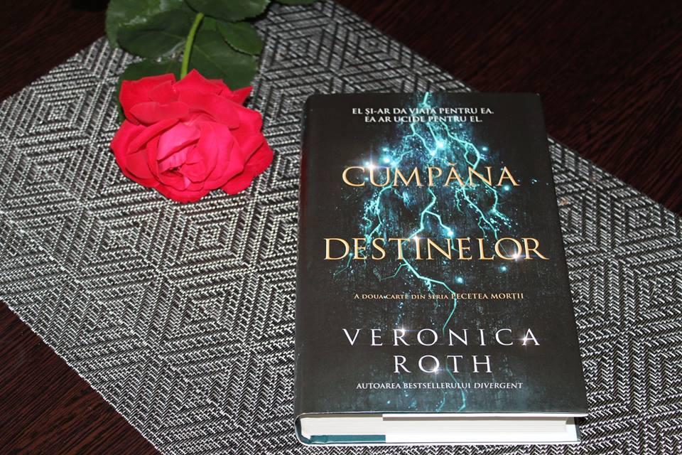 Cumpăna destinelor ( Pecetea Morții, vol.2 ) de Veronica Roth