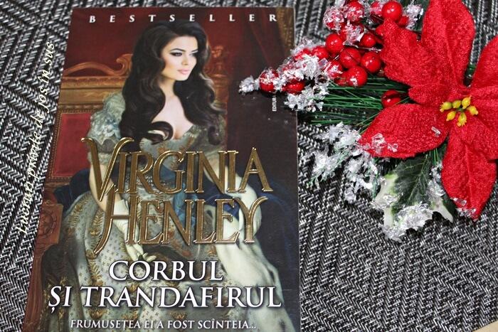 Corbul și trandafirul de Virginia Henley