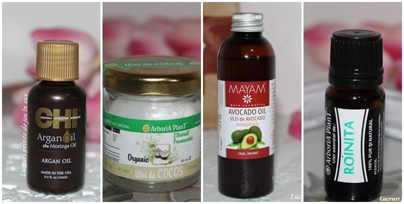 Utilizarea uleiurilor esențiale și uleiurilor cosmetice