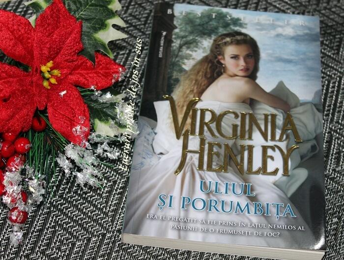 Uliul și porumbița de Virginia Henley