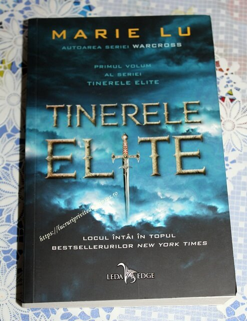 Tinerele Elite, vol. 1 – Marie Lu
