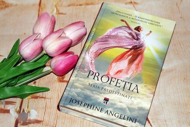 Profeția (#Predestinați) de Josephine Angelini