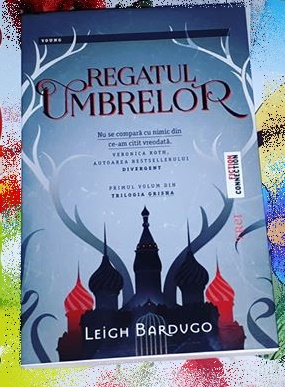 Regatul Umbrelor (#1) de Leigh Bardugo