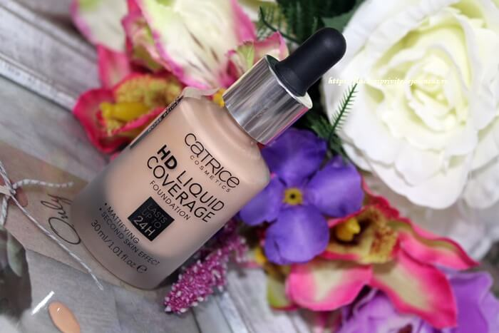 Fond de ten HD Liquid Coverage Catrice