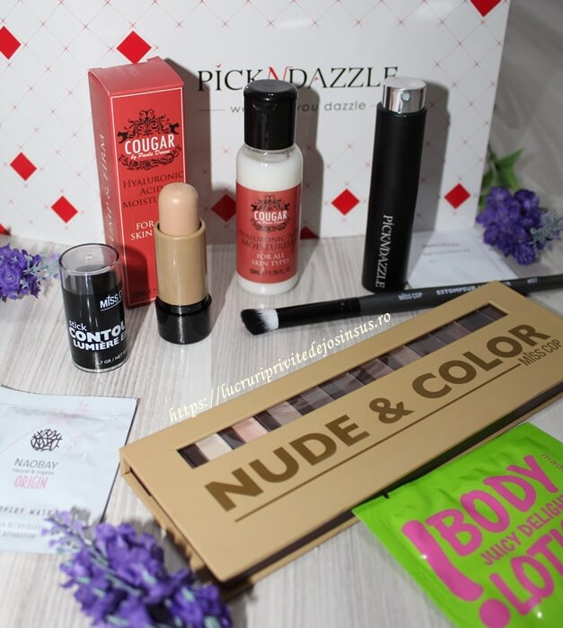 Beauty Box Pick N Dazzle – prima cutie