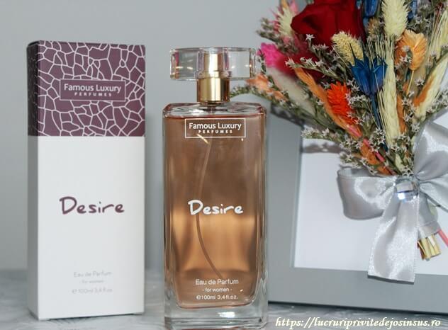 Famous Luxury Perfumes – Desire