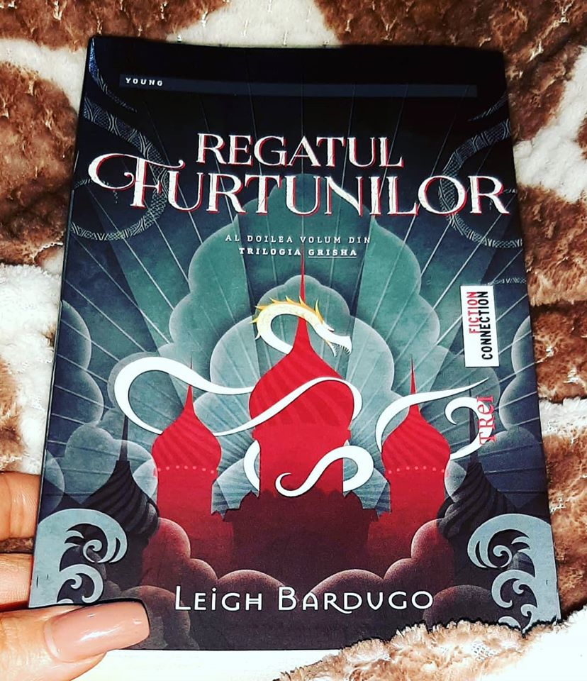 Regatul Furtunilor (#2) de Leigh Bardugo