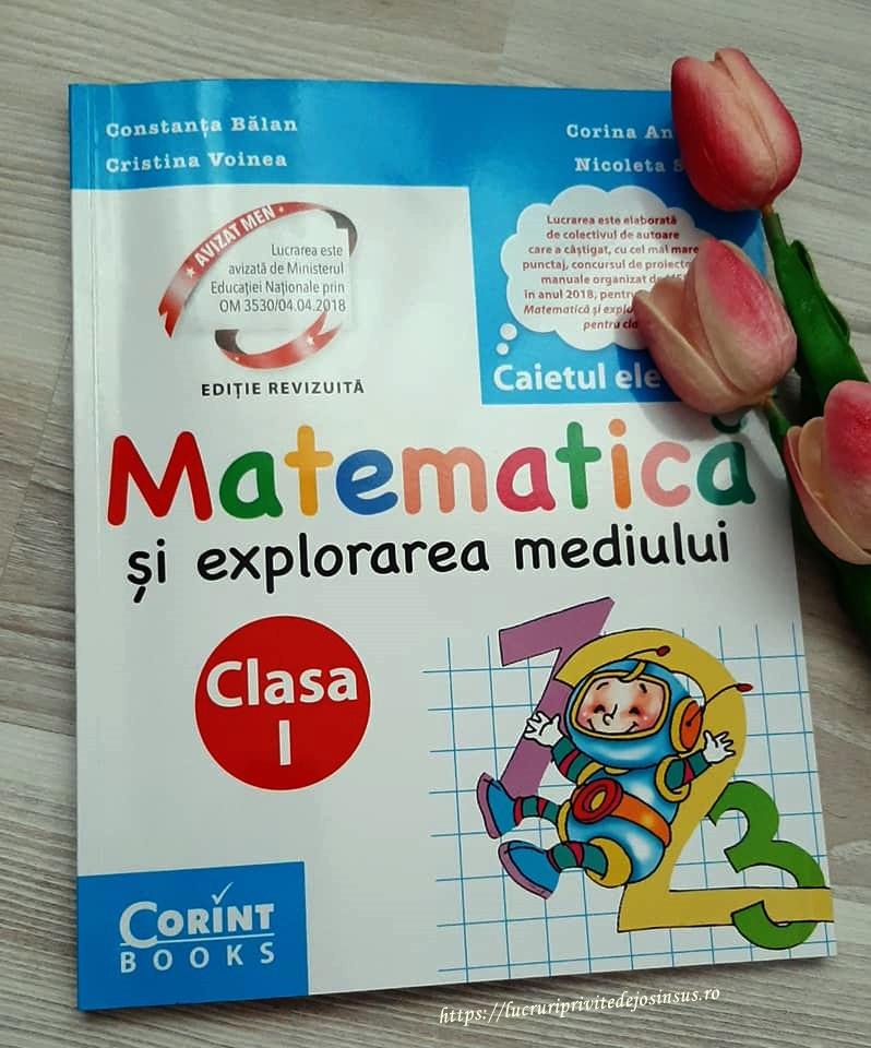 Materiale auxiliare pentru elevii de clasa a I-a