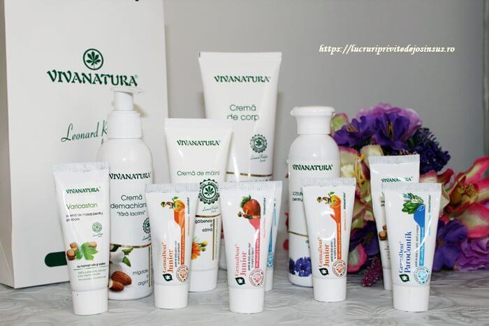 VivaNatura – cosmetice naturale românești
