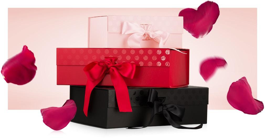 Idei de cadouri pentru îndrăgostiți