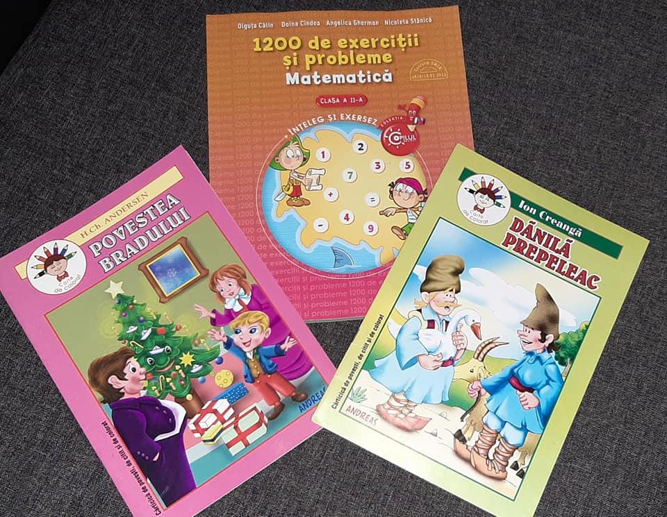 Cărți pentru copii de pe Libris.ro