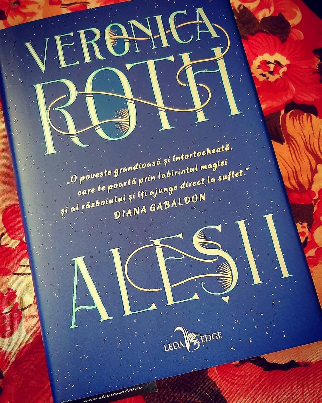 Aleșii, de Veronica Roth – recenzie