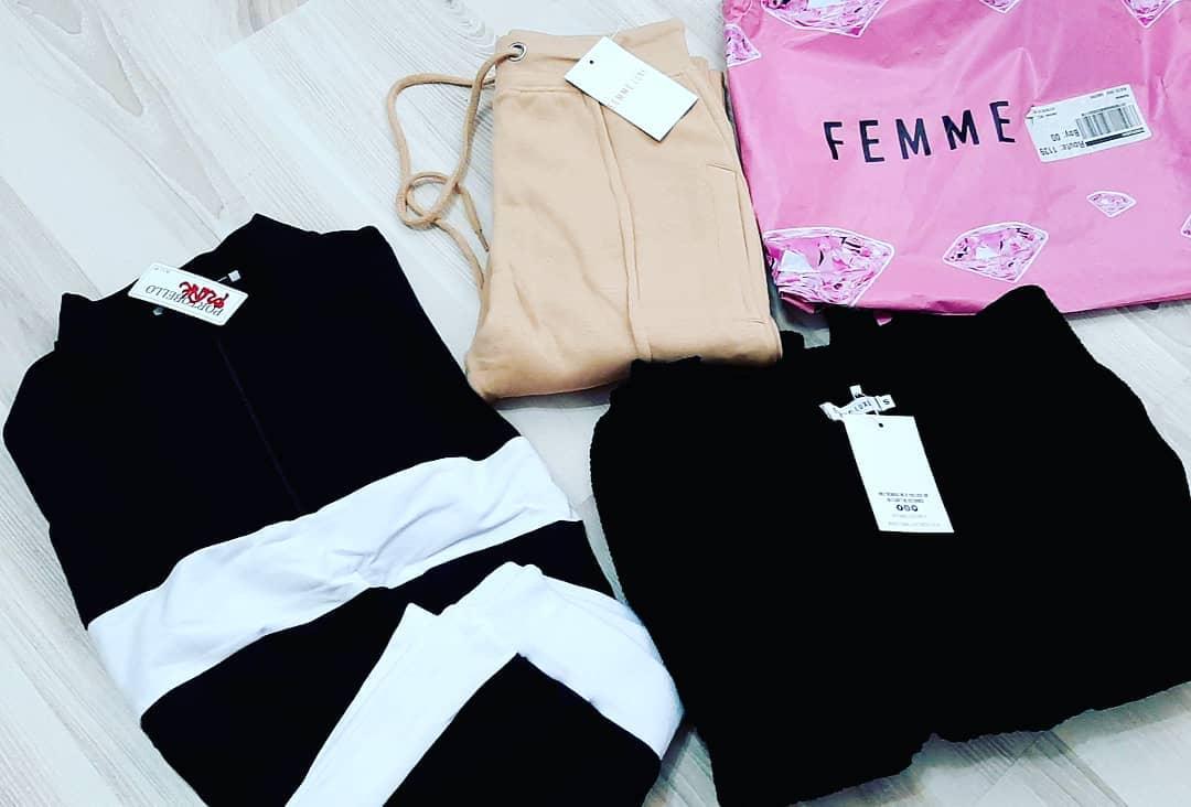 O nouă comandă Femme Luxe