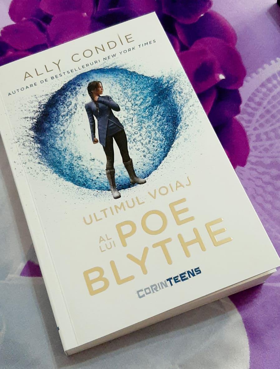Ultimul voiaj al lui Poe Blythe de Ally Condie – recenzie