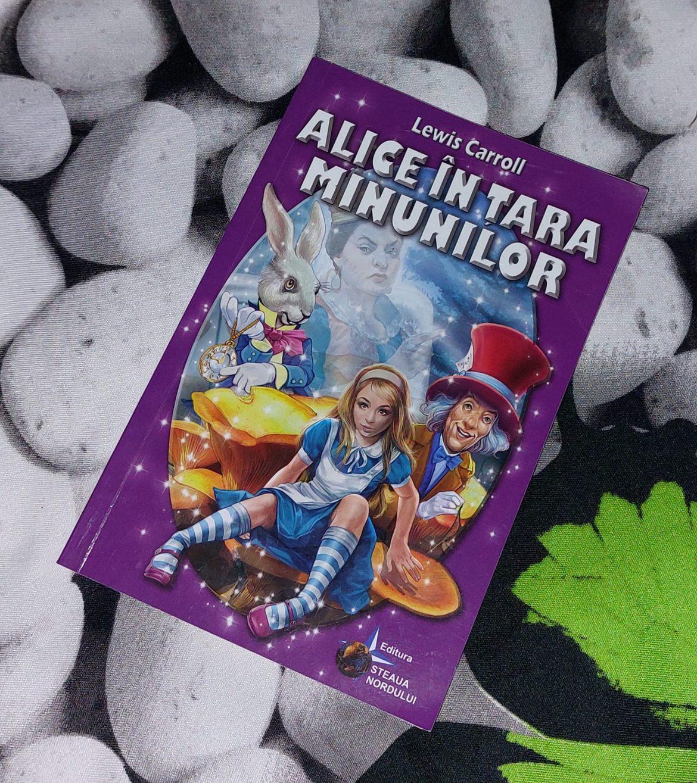 Alice în Țara Minunilor, de Lewis Carroll – recenzie