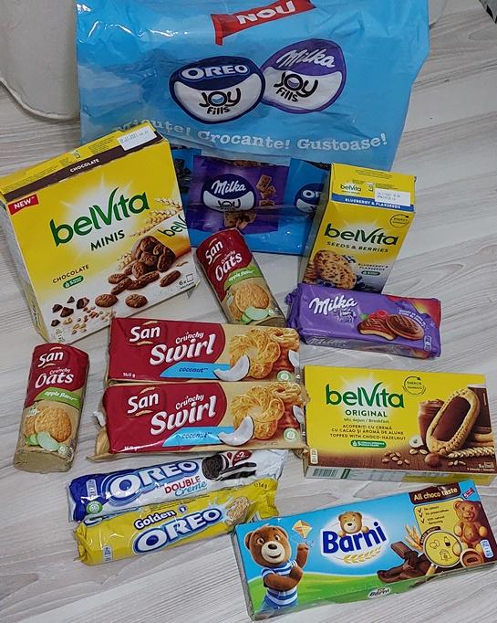 Dulciuri delicioase pentru toți pofticioșii familiei