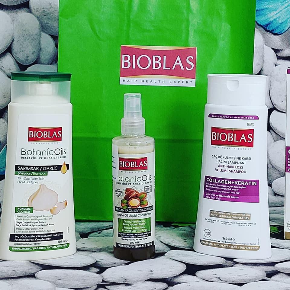 Bioblas – produse pentru păr